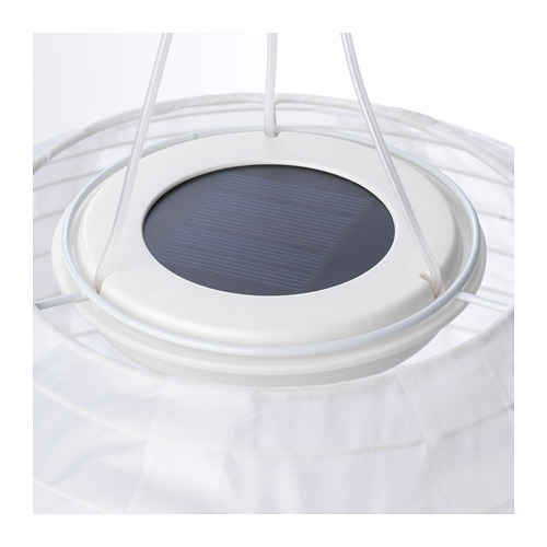 SOLVINDEN lampu gantung LED tenaga surya