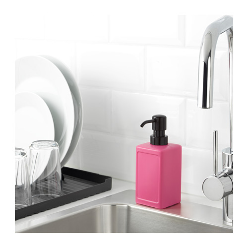 RINNIG soap dispenser