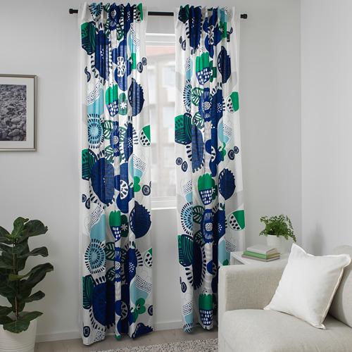 IRMELIN curtains, 1 pair