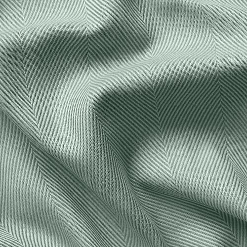 TIBAST - curtains, 1 pair, green, 145x250 cm | IKEA Indonesia - PE693361_S4