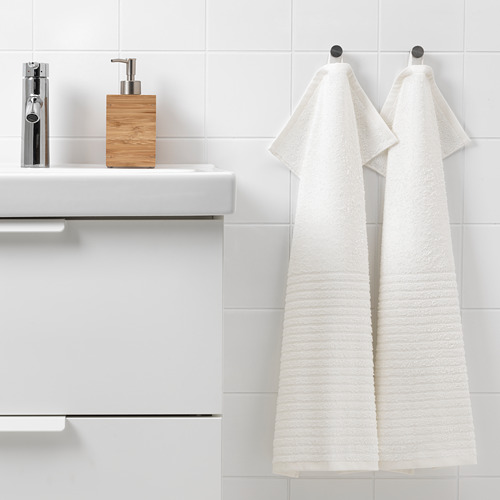 VÅGSJÖN - handuk tangan, putih, 40x70 cm   IKEA Indonesia - PE646597_S4
