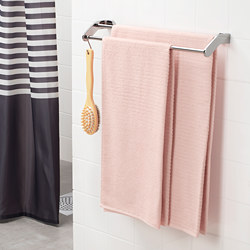 VÅGSJÖN - Handuk mandi, pink pucat