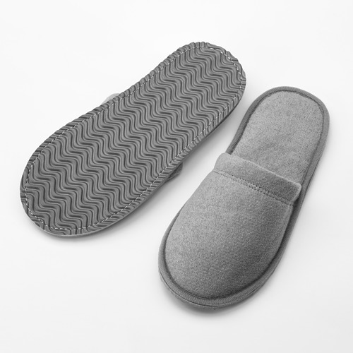 TÅSJÖN - sandal, abu-abu, S/M | IKEA Indonesia - PE714667_S4