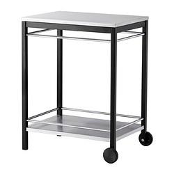 KLASEN - Trolley, outdoor, stainless steel