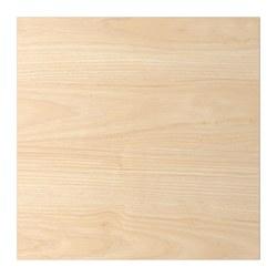 ASKERSUND - Bagian depan laci, efek kayu ash terang