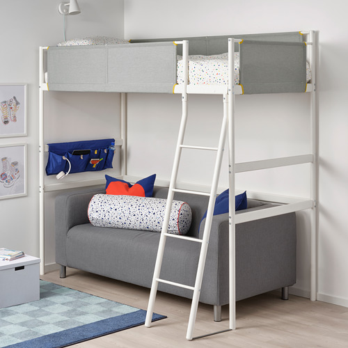 VITVAL rangka tempat tidur tinggi