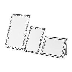 MÅLA - Framed drawing cardboard