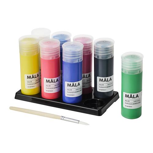 MÅLA - cat, warna campuran, 400 ml | IKEA Indonesia - PE763481_S4