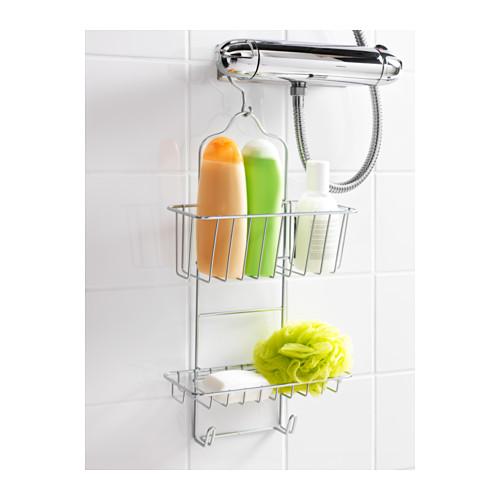 IMMELN gantungan shower, dua tingkat