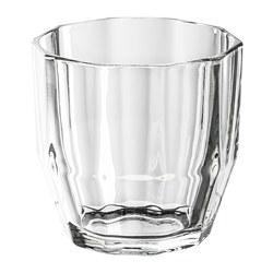 LYSKRAFT - Glass, clear glass