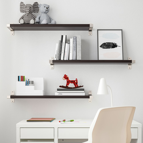 GRANHULT/BERGSHULT wall shelf combination