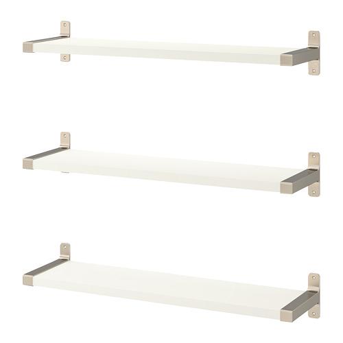 GRANHULT/BERGSHULT wall shelf combination