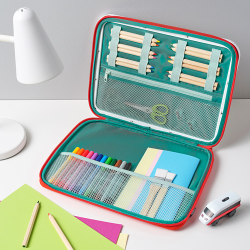 MÅLA portable drawing case