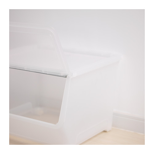 FIRRA kotak dengan penutup