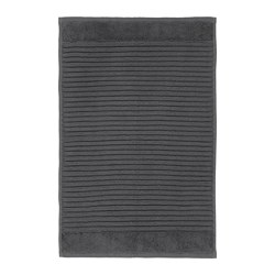 ALSTERN - Bath mat, dark grey