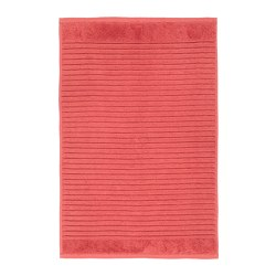 ALSTERN - Bath mat, light red