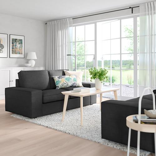 KIVIK - sofa 2 dudukan, Hillared antrasit | IKEA Indonesia - PE763701_S4