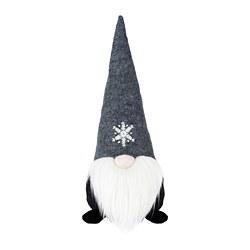 VINTER 2020 - Decoration, Santa Claus grey