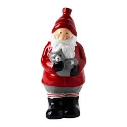 VINTER 2020 - Decoration, Santa Claus red