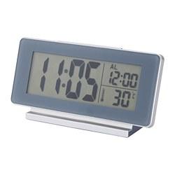 FILMIS - Jam/termometer/alarm, abu-abu