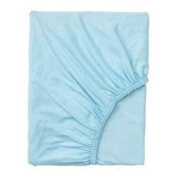 VÅRVIAL - Seprai berkaret untuk dipan, biru muda