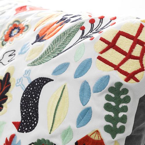 RÖDARV - cushion, multicolour, 40x65 cm   IKEA Indonesia - PE597145_S4