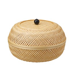 TJILLEVIPS - Keranjang, bambu