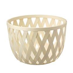 TJILLEVIPS - Basket, poplar
