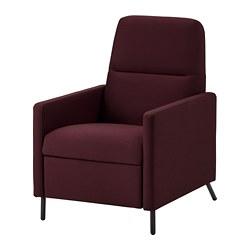 GISTAD - Kursi malas, Idekulla merah tua