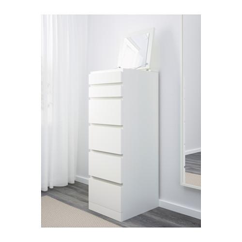MALM lemari 6 laci