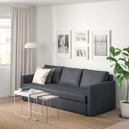 FRIHETEN 3-seat sofa-bed