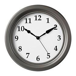 SÖNDRUM - Wall clock, grey
