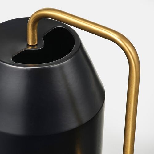 VATTENKRASSE - penyiram tanaman, hitam/warna emas, 0.9 l | IKEA Indonesia - PE821009_S4
