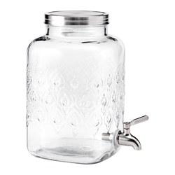 FÖRFRISKNING - Jar with tap