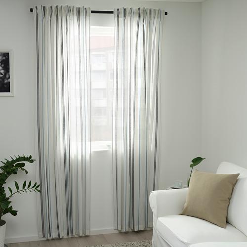 ÄDELSPINNARE curtains, 1 pair