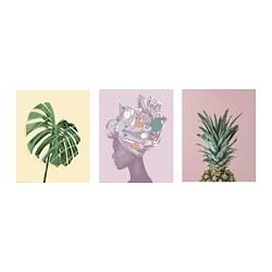 BILD - Poster, Pineapple
