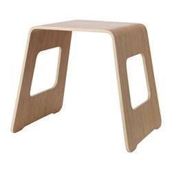 BENGTHÅKAN - Stool, bamboo veneer