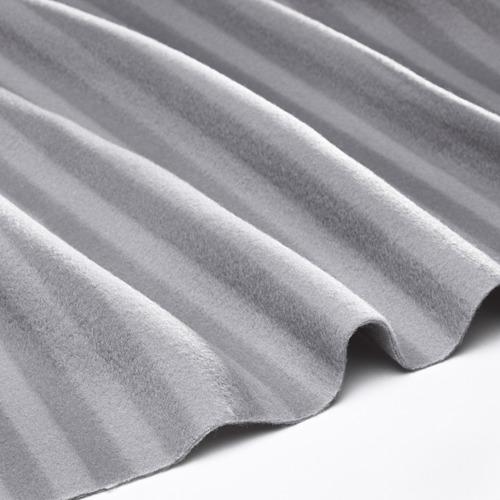 VITMOSSA - throw, grey, 120x160 cm | IKEA Indonesia - PE603121_S4