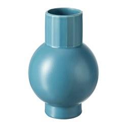OMFÅNG - Vas, biru, 20 cm
