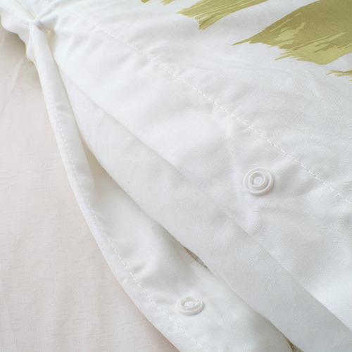 KRANSRAMS sarung quilt dan sarung bantal