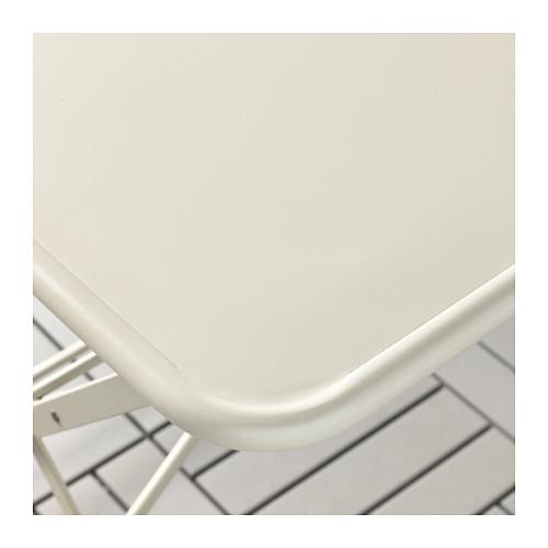 SALTHOLMEN meja+4 kursi lipat, luar ruang