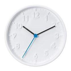 STOMMA - Jam dinding, putih