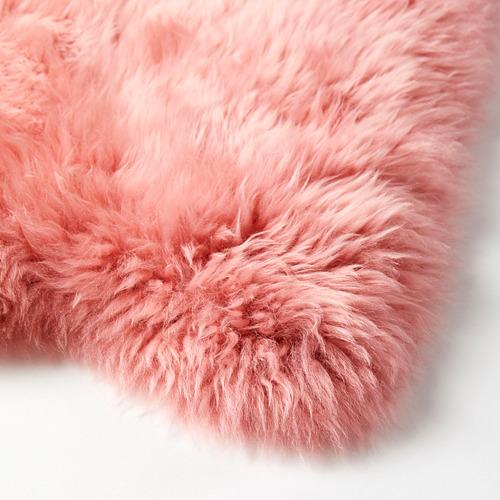 SMIDIE karpet kulit domba, dicelup