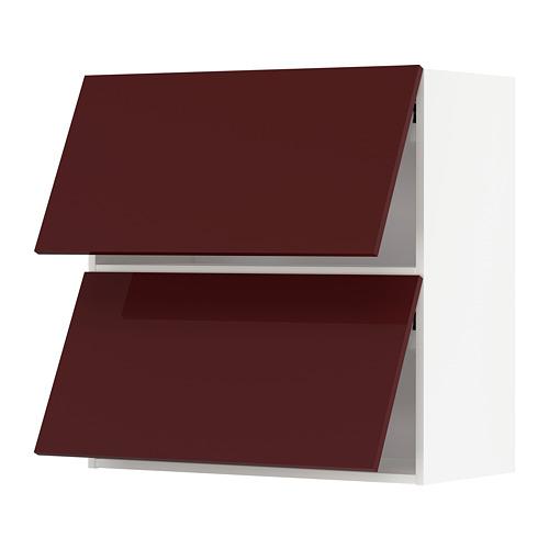 METOD kab dinding horizontal dg 2 pintu