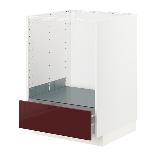 METOD/FÖRVARA kab dasar untuk oven dg laci