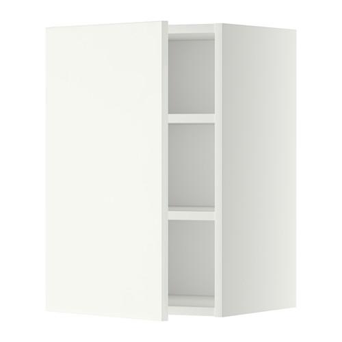 METOD kabinet dinding dengan rak