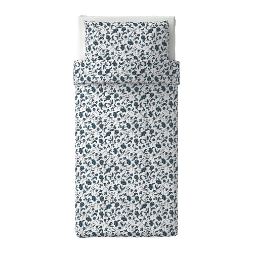 KÄLLFRÄNE sarung quilt dan sarung bantal