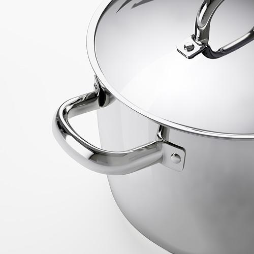 OUMBÄRLIG peralatan memasak, set isi 7