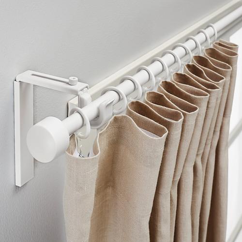 RÄCKA - kombinasi batang gorden, putih, 120-210 cm   IKEA Indonesia - PE336652_S4