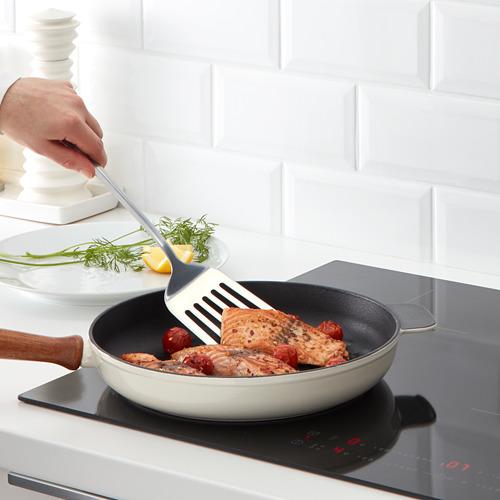 GRUNKA - 4-piece kitchen utensil set, stainless steel | IKEA Indonesia - PE610136_S4